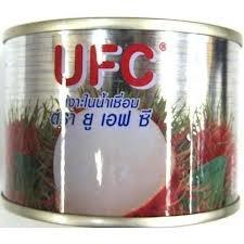UFC Rambutan in syrup 170 g (6oz) by UFC ()