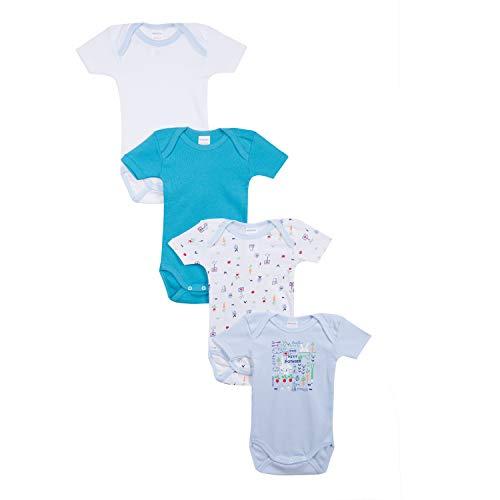 Azul 6n60186 cuerpos Conjunto de beb Absorba 4 ra40 Fn8A8OW