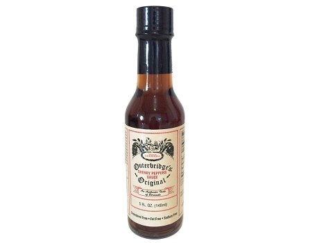 Outerbridge's Original Sherry Peppers Sauce - (3 Pack)