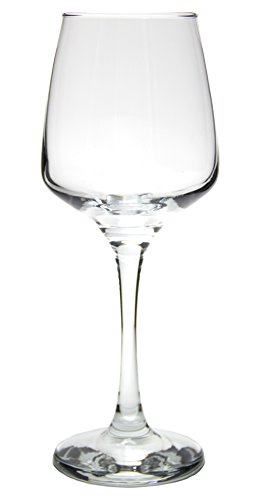 Premium Long Stem 11 Ounce Red Wine Glass Set Of 6