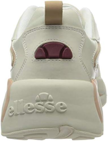 Ellesse Women's Low-Top, Multicolour (Off White/Natural Off Wht/NAT), Womens 8