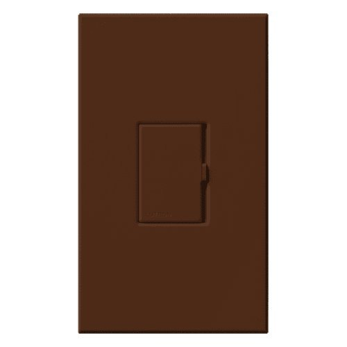 Lutron V-1000-SI, Multi Location 1000 Watt Incand Magnetic Low-Volt Light Dimmer, Sienna by Lutron