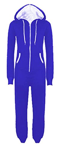 Blue Pickle Piece Neue ® Unisex In Jumpsuits All M Size 5XL Royal Kapuzenstrampler One Plus Chocolate One fFwqf
