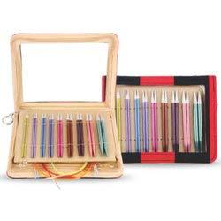 Knitter's Pride KP140301 Zing Deluxe Interchangeable Needles Set, Multi