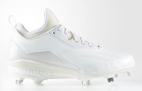 Adidas Boost Icon 2.0 Cleat Men's Baseball 10 Running White-Running White-Metallic Sil