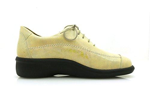 lederschnuerer confortable chaussures femme cuir chaussures ROLLY en basses à lacets MEPHISTO 5qpx8Rw