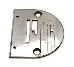 Singer Needle Plate 45940 - old style (Singer Featherweight Parts compare prices)