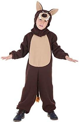 LLOPIS - Disfraz Infantil Lobo t-3: Amazon.es: Juguetes y juegos