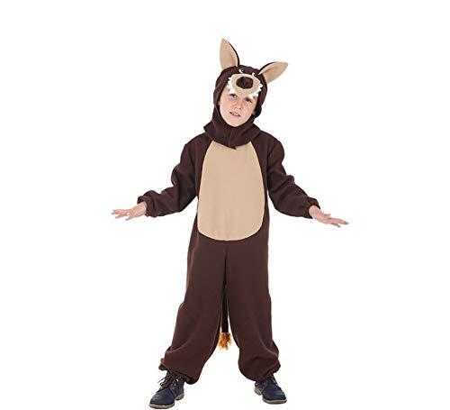 LLOPIS - Disfraz Infantil Lobo t-1: Amazon.es: Juguetes y juegos