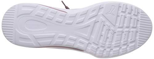 Chaussures Puma Violet elderberry puma Compétition De Emergence Wn's White Running Femme qBExBf4wC