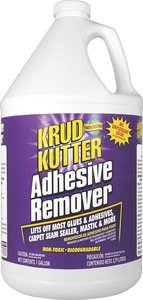 1 Gallon Bottle KRUD KUTTER Adhesive Remover, (Case of 4)
