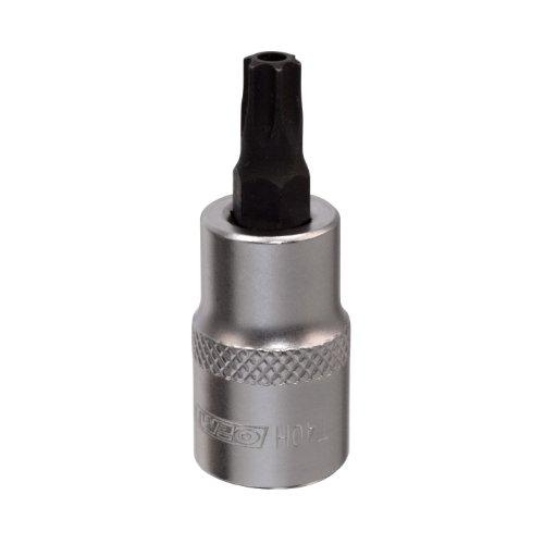OEMTOOLS 22787 T-40 3/8 Inch Drive Tamper Proof Star Socket Bit