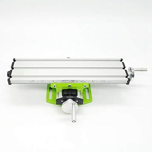 Multifunction Mini Adjustment Milling Vise Fixture Machine Worktable Bench Drill