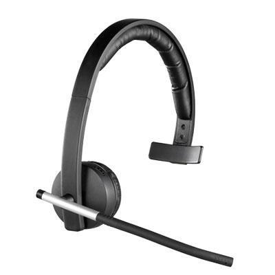 LOGITECH 981-000511 Wireless Headset Mono H820E (981000511)