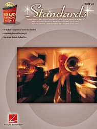(Standards - Tenor Sax - Big Band Play-Along Volume 7- Book and CD Package)