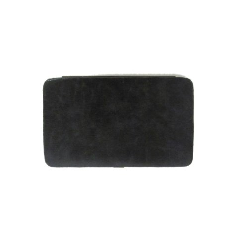 Women's Soft Leatherette Distressed Flat Wallet Clutch