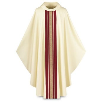 Gothic Chasuble- style 2