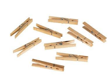 Homz/Seymour 11-124-36 Super Grip Wood Clothespin