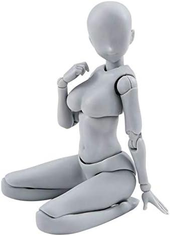 ZAMTAC - cifras de dibujo para artistas, modelo de maniquí humano, hombre, mujer, kits de decoración de habitación, B / M.: Amazon.com.mx: Hogar y Cocina