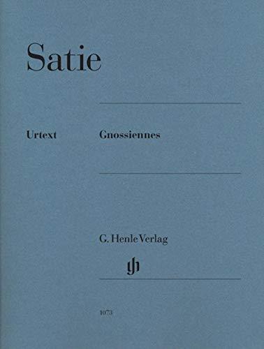 - Gnossiennes - Piano - (HN 1073)