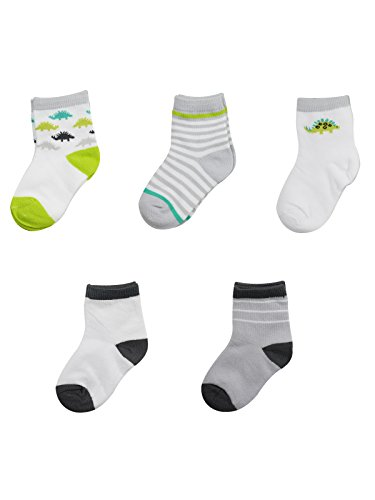 4 Pairs Baby Boys Gentleman Socks For 1-3 Years - 2