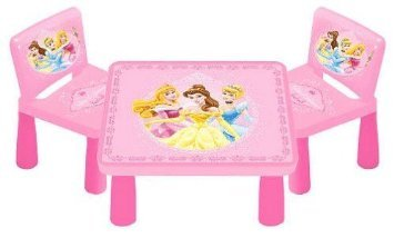 Disney Princess Funtime Table Set  sc 1 st  Amazon.com & Amazon.com : Disney Princess Funtime Table Set : Other Products ...