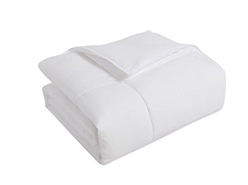 KingLinen White Down Alternative Comforter Duvet Insert with Conner Tabs Full/Queen