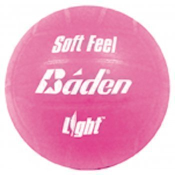 Baden Vf4 Soft Feel Training Ball Non Sting Beginners School Games Volleyball