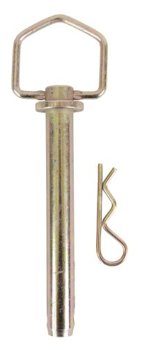 Koch 4012613 Swivel Handle Forged Hitch Pin, 1 by 4-1/4-Inch