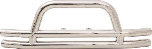 - Smittybilt JB44-FS Stainless Steel Front Bumper