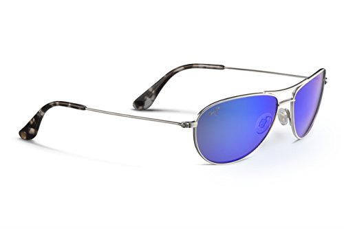 Maui Jim Baby Beach Blue Hawaii 56mm Polarized - Maui Sunglasses Jim