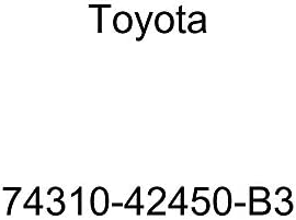 TOYOTA Genuine 74310-42450-B3 Visor Assembly