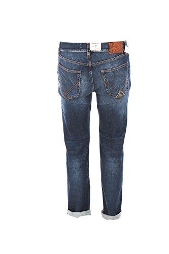 Jeans Uomo Roy Roger's 36 Denim P18riu005d0210005 Primavera Estate 2018