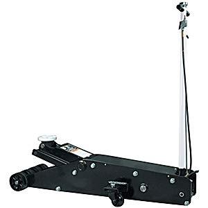 Omega 22201 Black Hydraulic Service Jack - 20 Ton Capacity