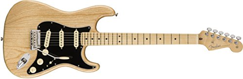 Fender American Professional Stratocaster - Natural w/Maple Fingerboard