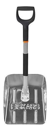 Fiskars Sneeuwschep, lengte: 71 cm, aluminium, zwart/zilver, 1000740