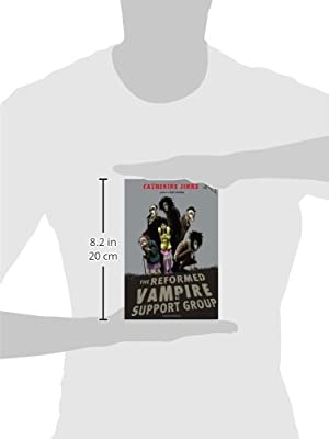 Amazon com: The Reformed Vampire Support Group (9780152066093