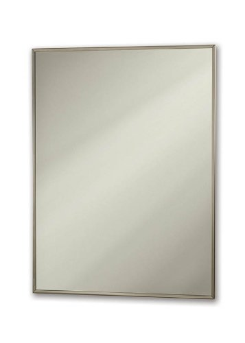 Jensen 178P24CH Theft Proof Mirror, 18-Inch by 24-Inch