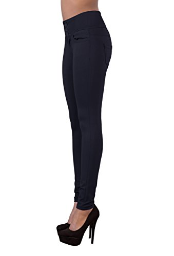 Militare Elastici Jeans V amp; Per Comodi Hybrid Marina Company Donne xqzREAI
