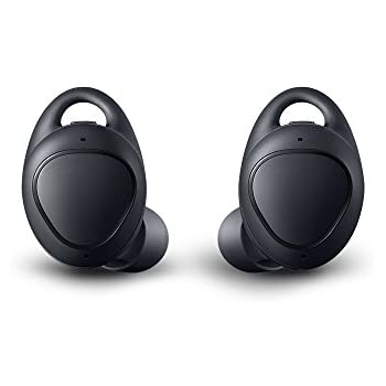 Samsung Gear IconX (2018 Edition) Bluetooth Cord-free Fitness Earbuds, w/On-board 4Gb MP3 Player (US Version with Warranty) - Black