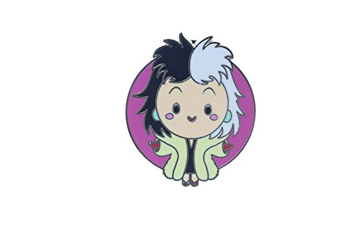 Disney Hong Kong Disneyland World of Evil Mystery Collection - Cruella DeVil Only Pin