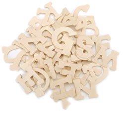 Amazon.com: Bulk Buy: Darice Wood Letters 1.75