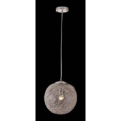 Zuo 50082 Opulence Ceiling Lamp, Aluminum by Zuo (Image #3)