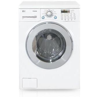 "UPC 048231008594, LG WM3431HW 24"", 2.44 Cu. Ft. Washer/Dryer Combo (White)"