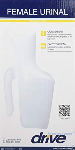 Complete Medical Female Urinal Retail Boxed, 0.52 Pound (Boxed Urinal Retail)