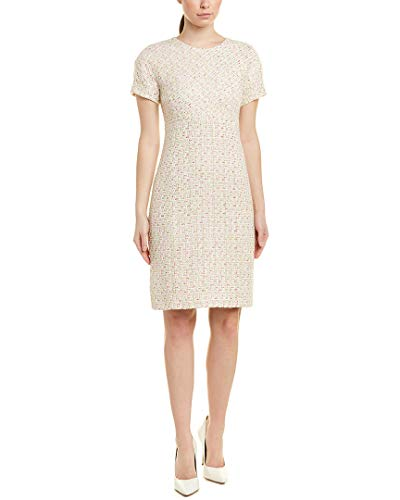 Brooks Brothers Model - Brooks Brothers Womens Sheath Dress, 6, Pink