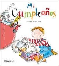 MI CUMPLEAÑOS (Primeras lecturas): Amazon.es: Mª Rosa ...