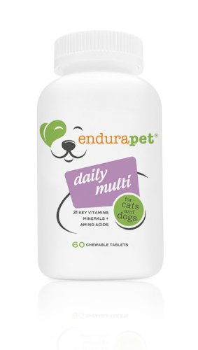 EnduraPet Daily Multivitamin for Dogs and Cats, My Pet Supplies