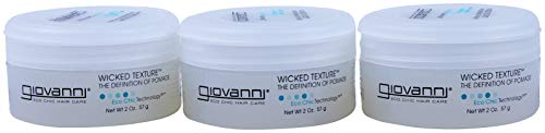 GIOVANNI- Eco Chic Wicked Texture- The Definition Of Pomade-