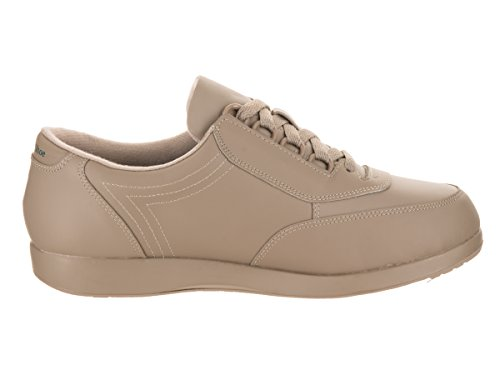 Hush Puppies Womens Classic Walker Stone Leather